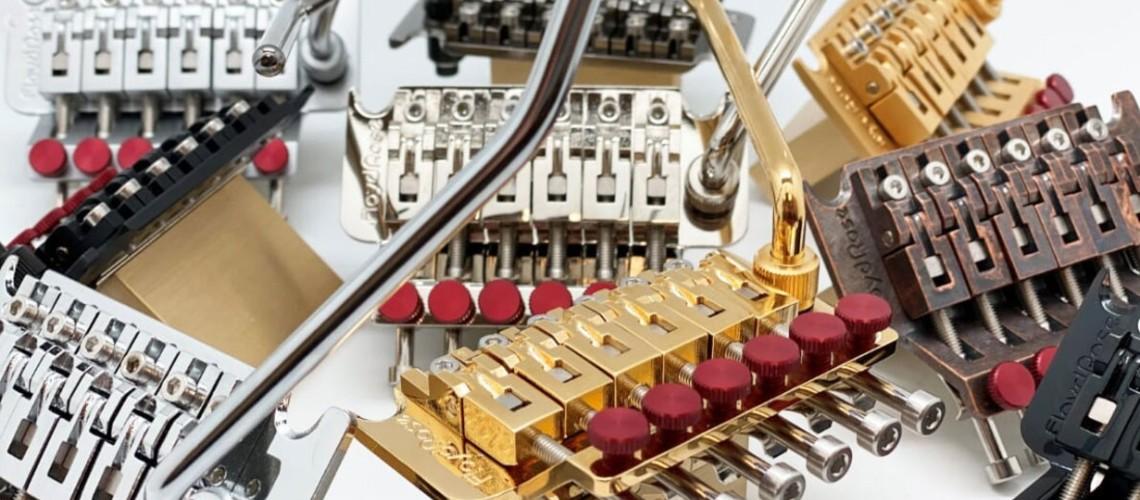 Floyd Rose Celebra 40 Anos com Sistema Tremolo Deluxe