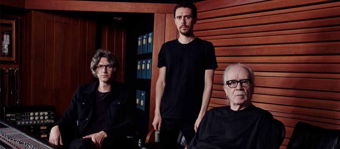 """""""Skeleton"""" e """"Unclean Spirit"""" as duas novas de John Carpenter"""
