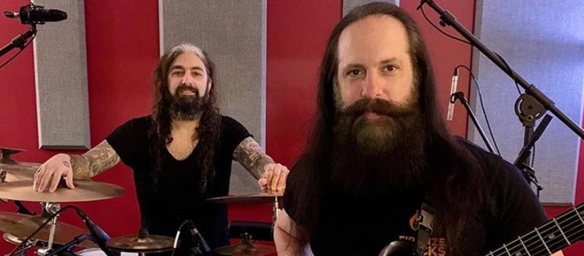 John Petrucci Em Entrevista Sobre o Novo Álbum e a Reunião com Portnoy [Vídeo]