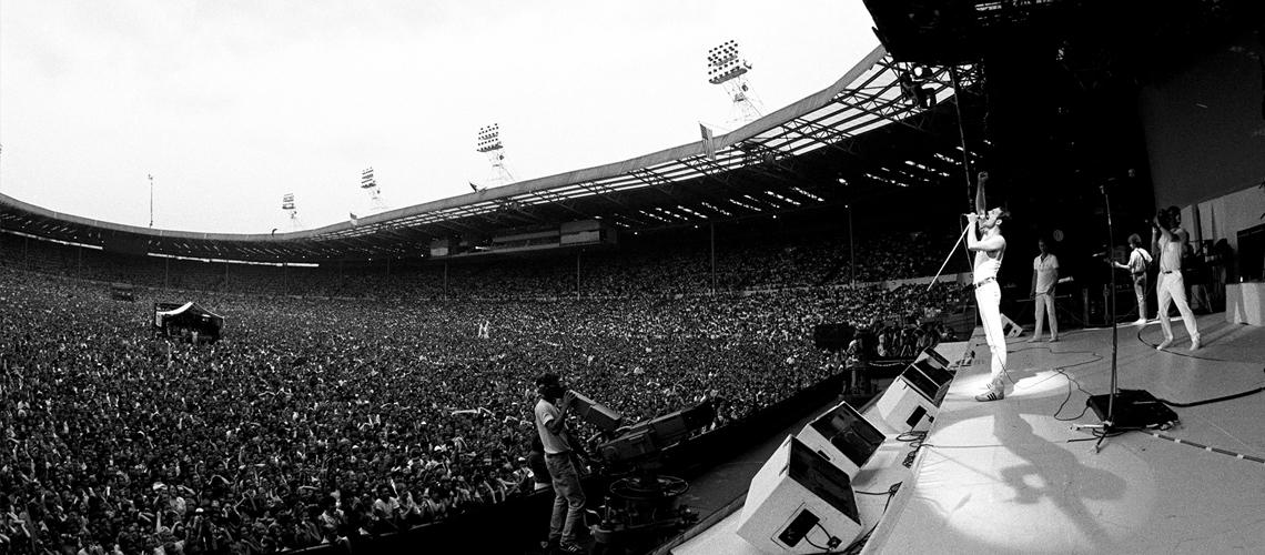 35 anos de Live Aid: Queen e os 20 Minutos que Ficaram na História do Rock