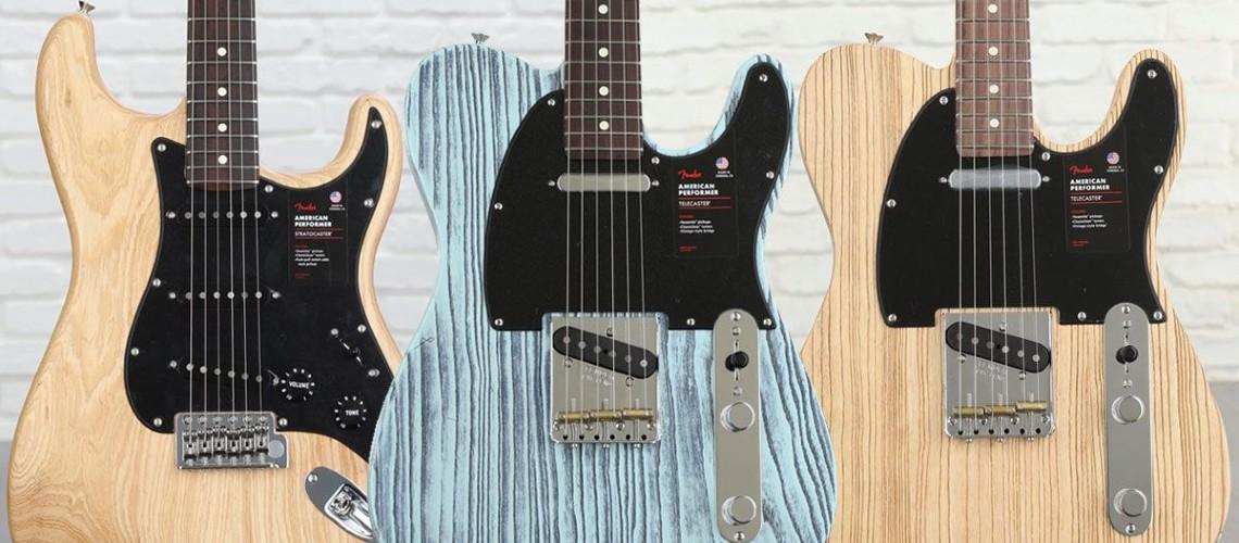 Fender Estreia Acabamento Sandblasted