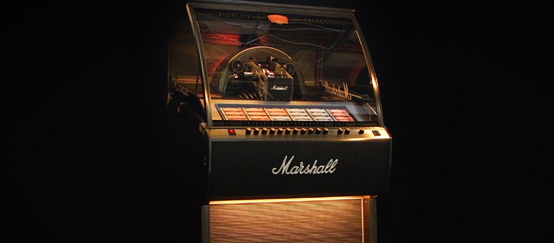 Marshall Jukebox