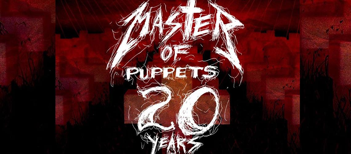 """#MetallicaMondays segue com concerto de 2006 em que """"Master of Puppets"""" é tocado na íntegra"""