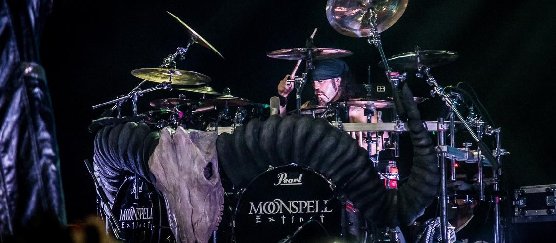 Mike Gaspar Publica Comunicado Após Saída dos Moonspell