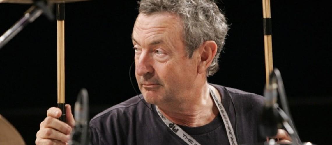 Cinco Faixas Isoladas Provam o Génio Baterista de Nick Mason [Pink Floyd]