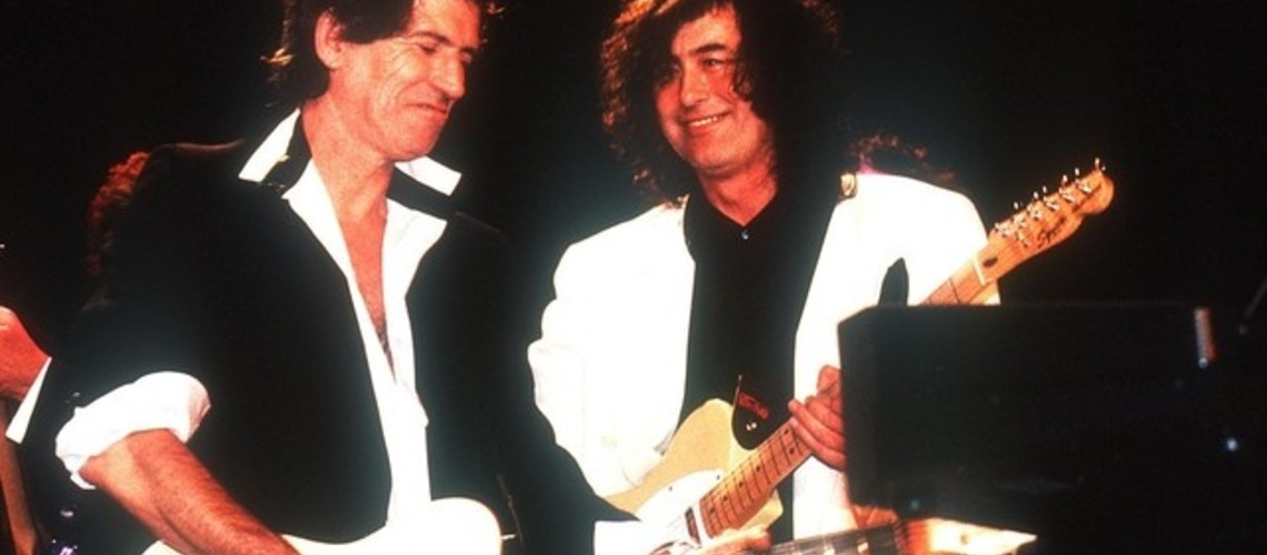 "Rolling Stones Reeditam ""Goat Head Soup"", com Jimmy Page Entre os Inéditos"