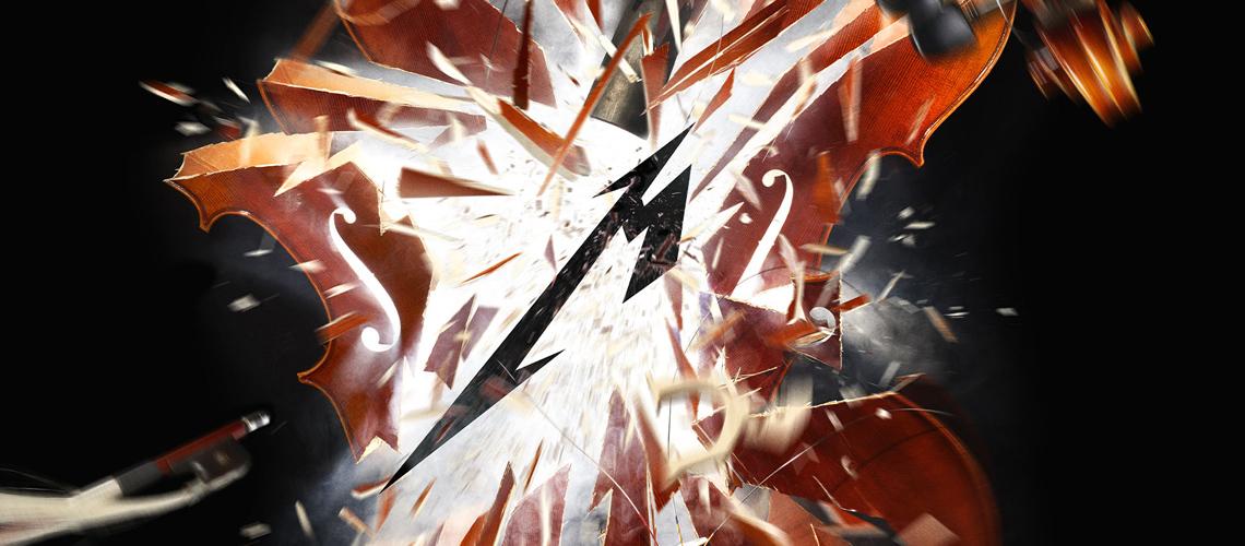 Metallica S&M2 com Orquestra de São Francisco será editado a 28 de Agosto