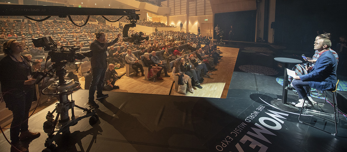 WOMEX 2021 reúne indústria da música no Porto