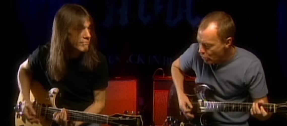 """""""The Story Of Back In Black"""" dos AC/DC: Episódios 4 e 5 já disponíveis"""