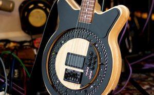 circle guitar header