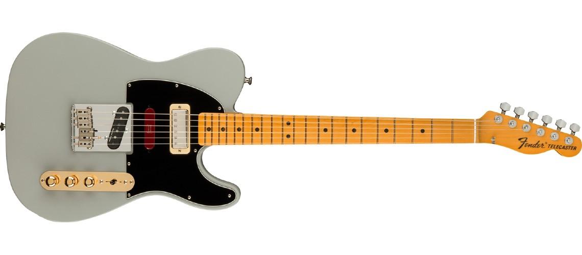 Fender Lança Tele de Assinatura de Brent Mason