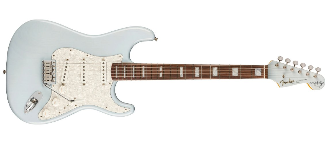 Fender, Nova Strat de Kenny Wayne Shepherd