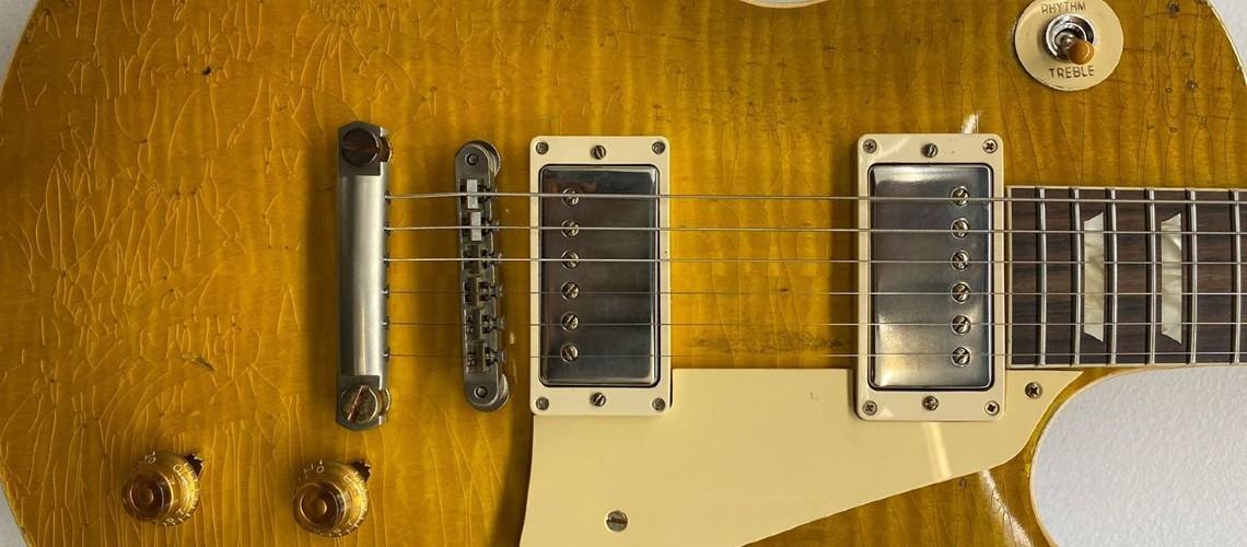 """As Primeiras Imagens do """"Envelhecimento"""" Artificial da Gibson"""