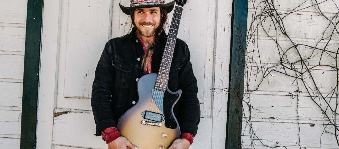 Gibson Cria Assinatura Les Paul Junior de Lukas Nelson