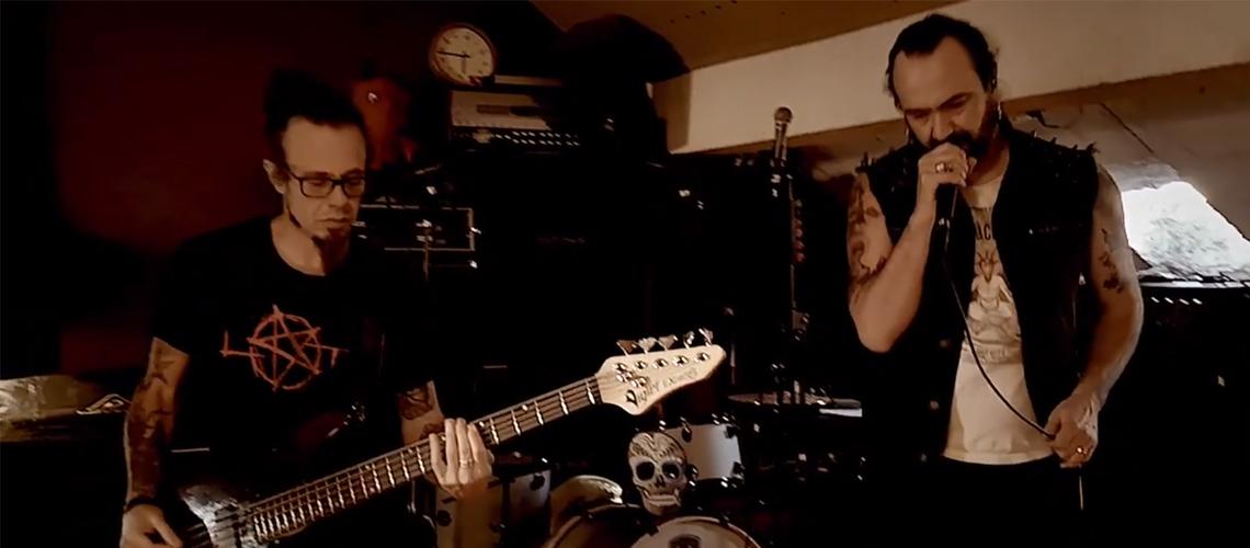 Moonspell divulgam vídeo em ensaio com novo baterista