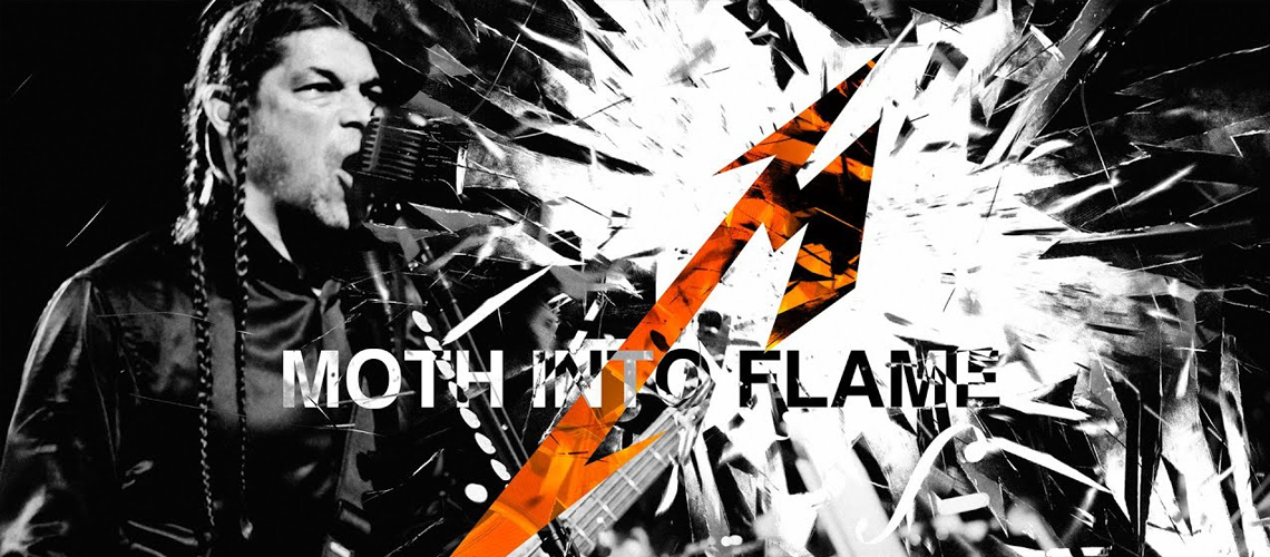 "Metallica: Assiste ao vídeo para ""Moth Into Flame"", de ""S&M2"""