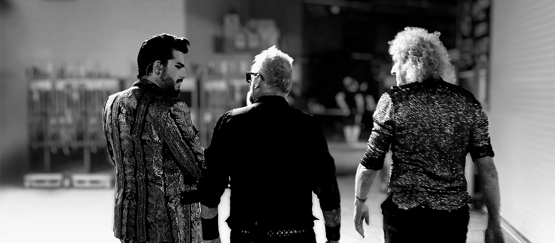 "Queen + Adam Lambert, ""Live Around the World"" [Streaming]"