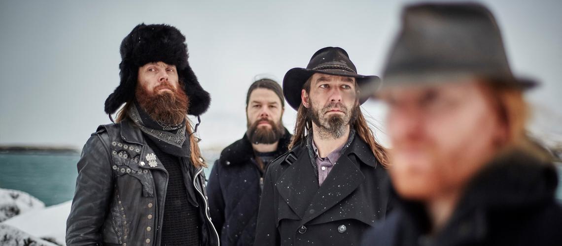 "Sólstafir: ""Akkeri"", o primeiro avanço do novo álbum"