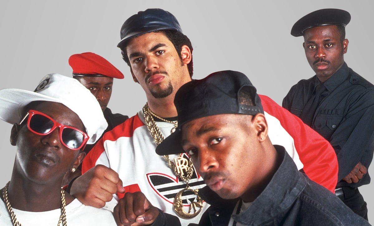 Public Enemy voltam à Def Jam com disco novo na mão