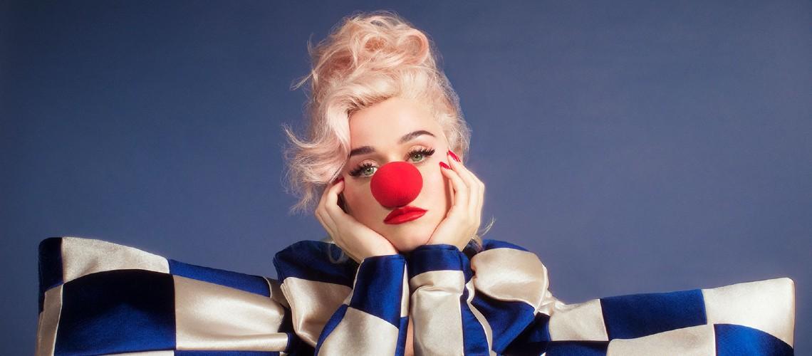 O Novo Álbum de Katy Perry Coloca-nos Um Sorriso no Rosto