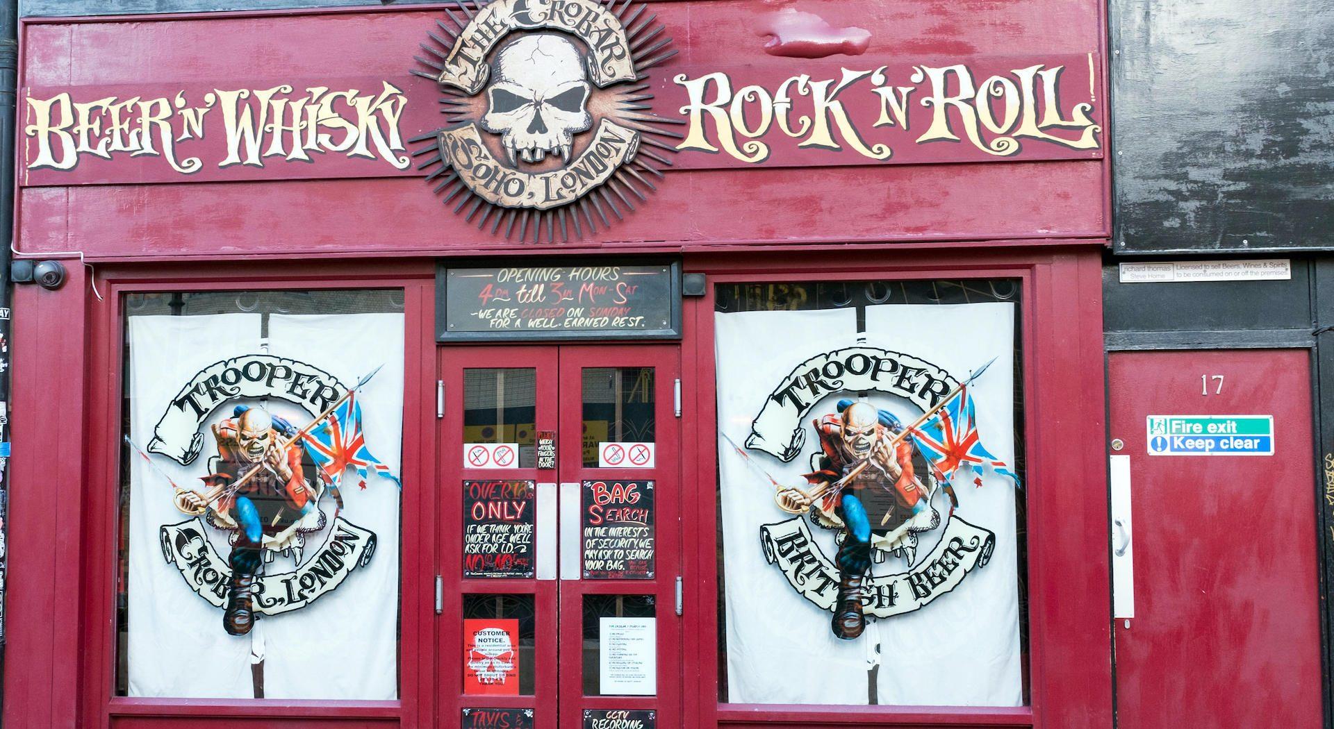 Bar favorito de Dave Grohl em Londres fecha portas