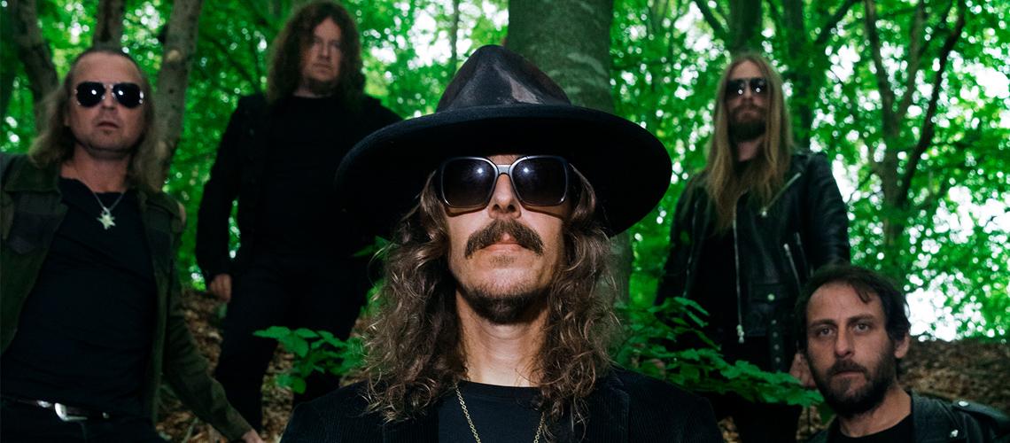 Os Opeth comemoram 30 anos de carreira em Portugal e são os fãs que vão escolher o alinhamento!