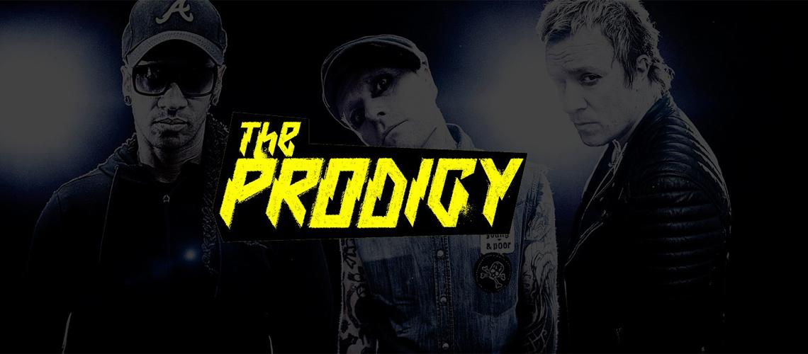 Vêm aí novo material dos Prodigy
