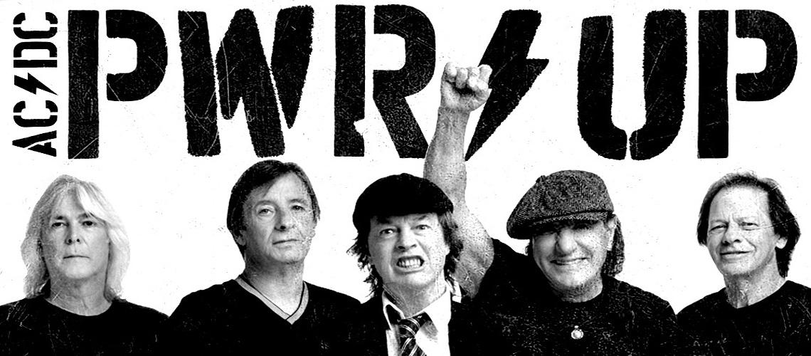 É Oficial: AC/DC regressam com Novo Álbum e Line Up Clássico