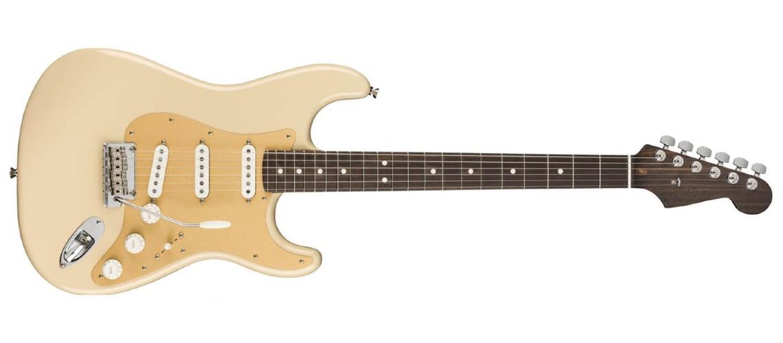 Fender Coloca Rosewood em Série Especial de Strats