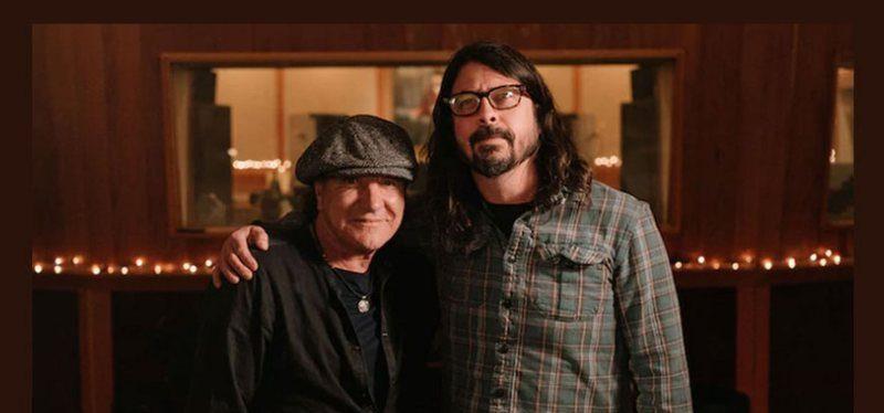 Mais um documentário de Dave Grohl a chegar