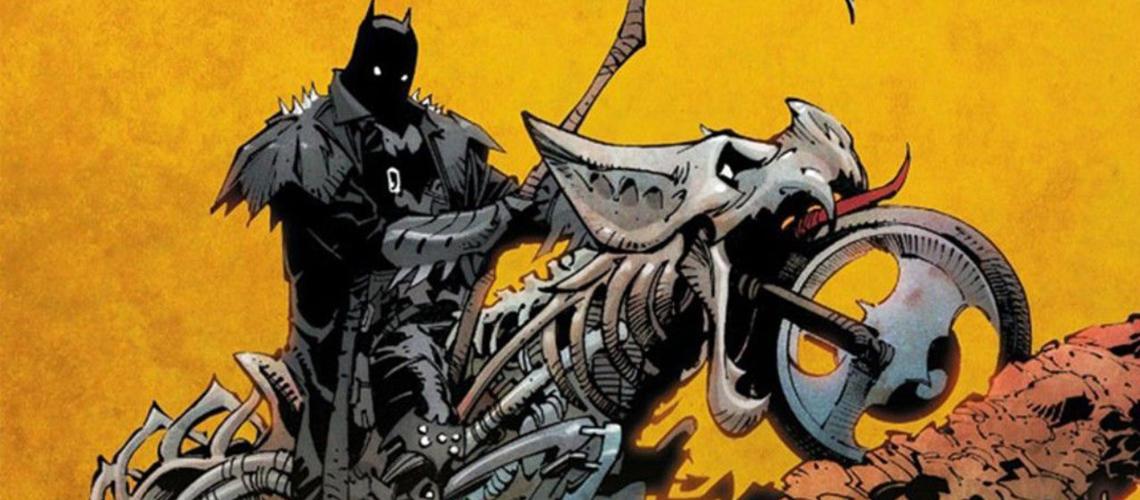 Dave Lombardo e Zakk Wilde criam banda-sonora para série da DC Comics