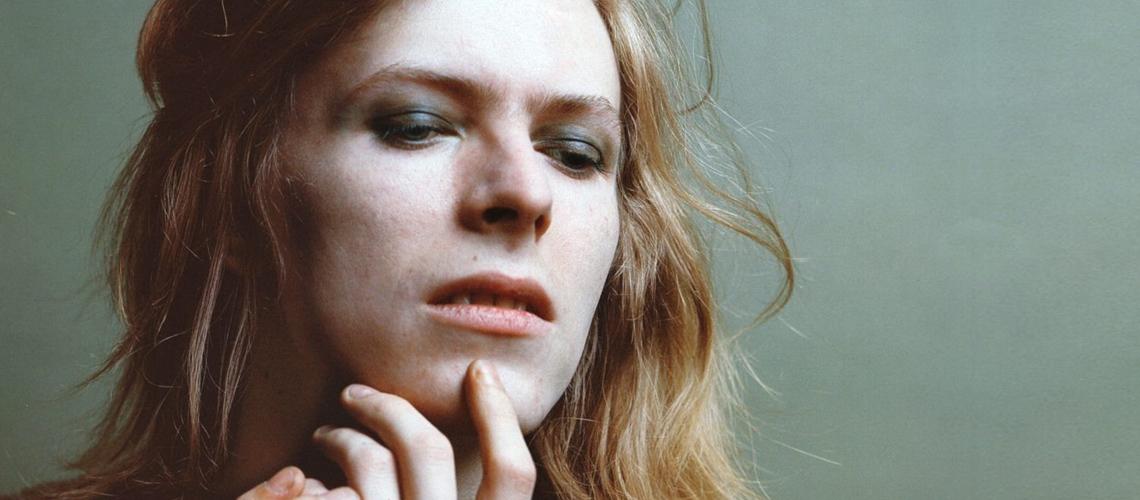 David Bowie: The Man Who Sold The World reeditado com título e capa originais