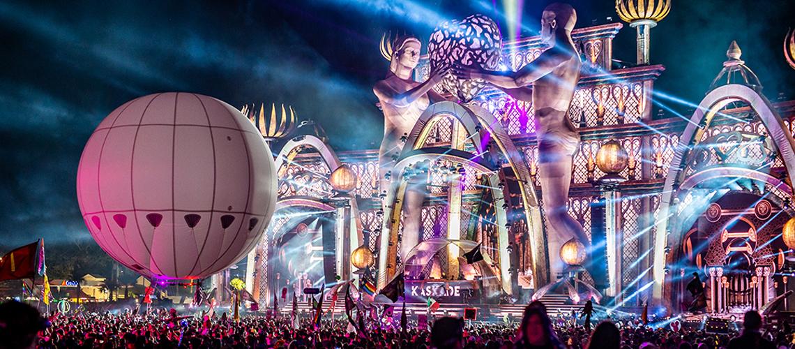 Electric Daisy Carnival invade Portimão em 2021