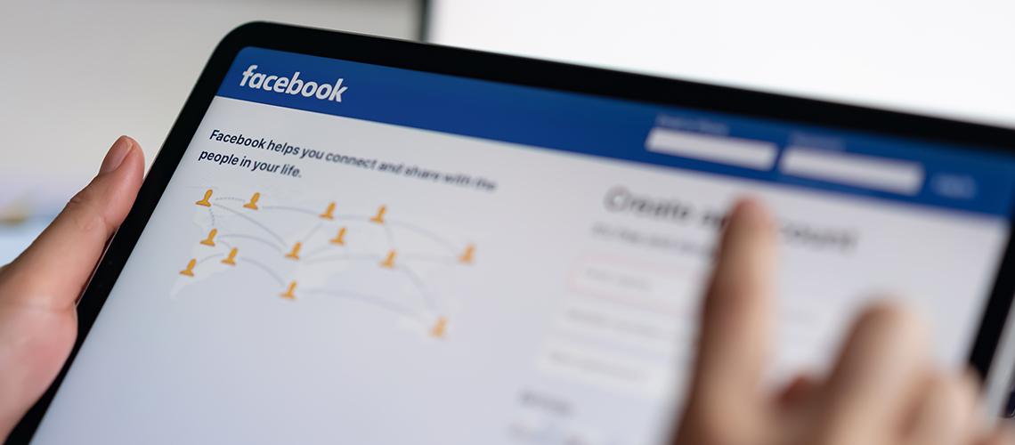Facebook altera regras sobre música em regime livestream