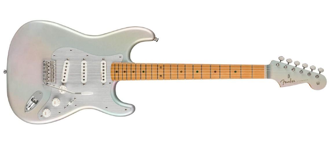 Fender Apresentou Strat de Assinatura para H.E.R.