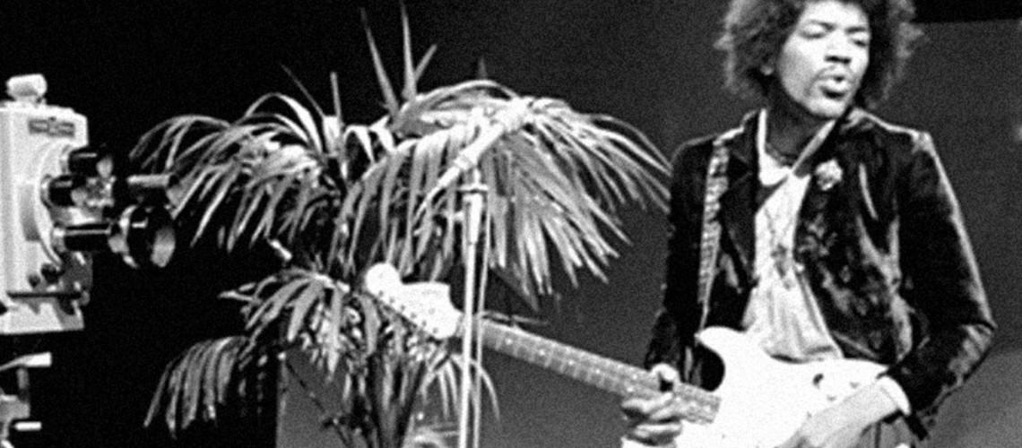 Jimi Hendrix, Strats & Plexis