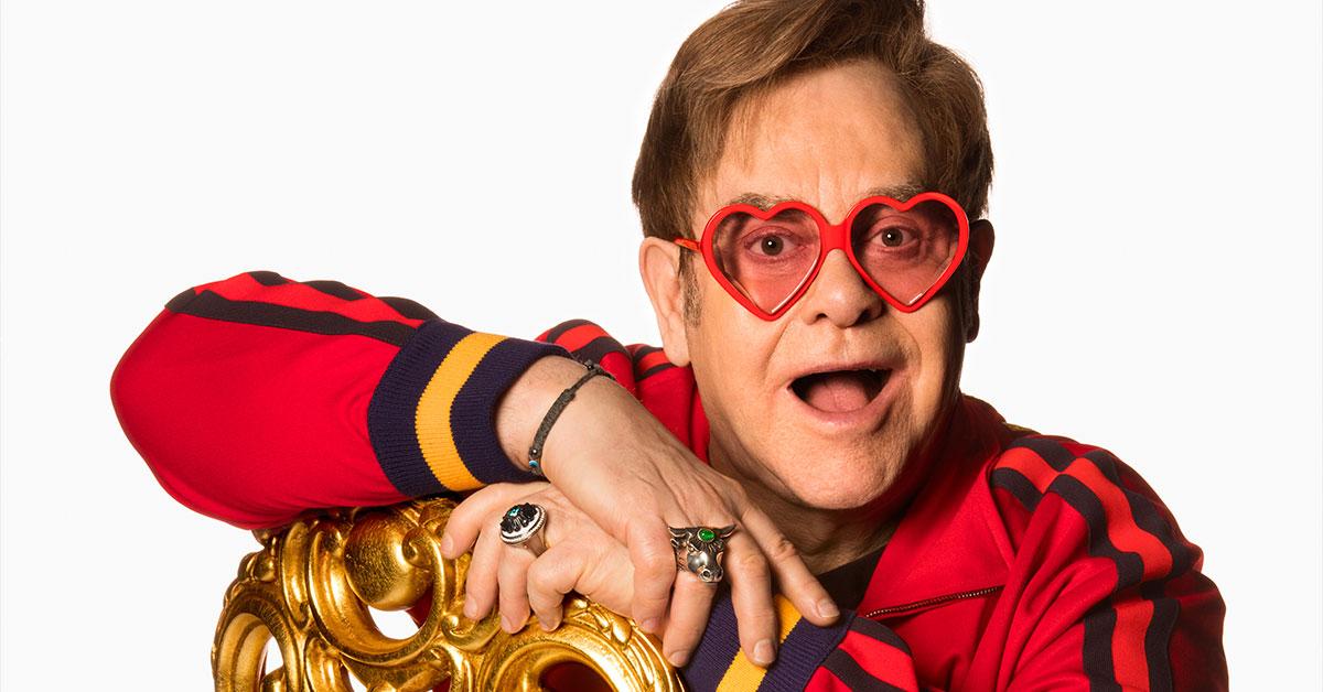 50 anos de Elton John dão direito a Jewel Box com oito discos e 60 inéditos