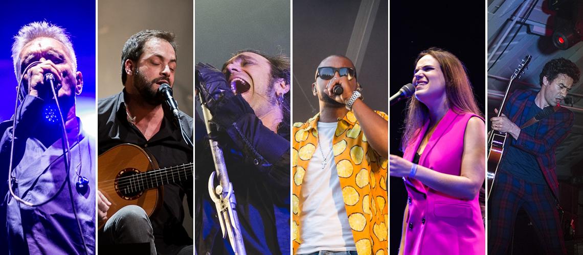 Lisboa ao Palco apresenta 20 concertos com nomes como David Fonseca, Moonspell ou GNR