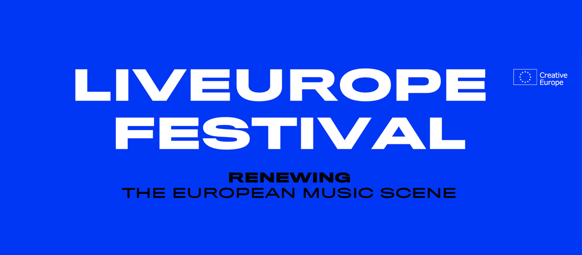 Liveurope Online Festival: Acompanha em directo do Musicbox e de 15 icónicas salas de concerto na Europa