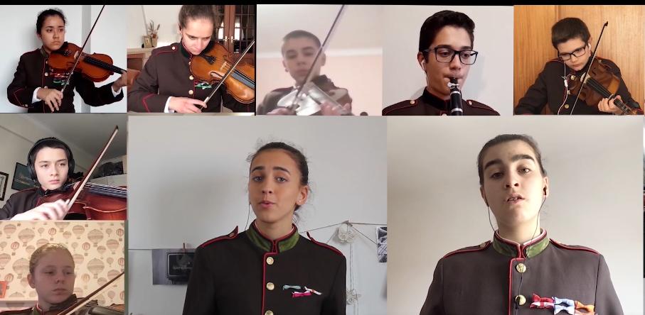 Dia Europeu das Línguas: concerto online com perto de 60 jovens músicos