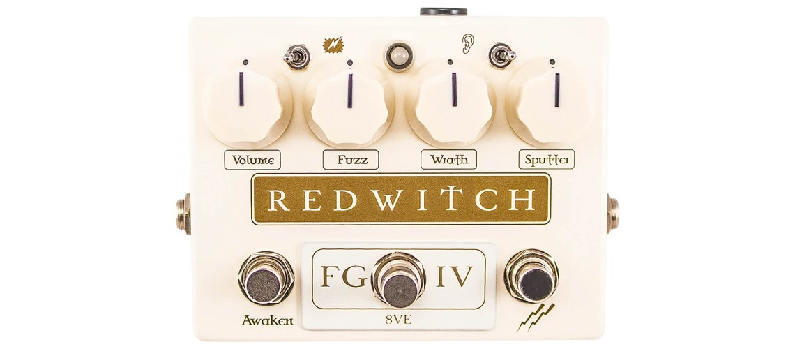 Red Witch Pedals, Fuzz God IV (Octavia)