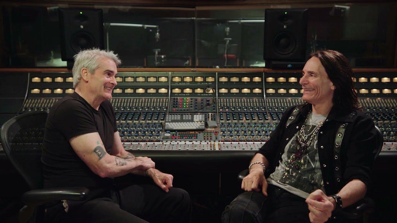 Henry Rollins & Steve Vai [Vídeo]