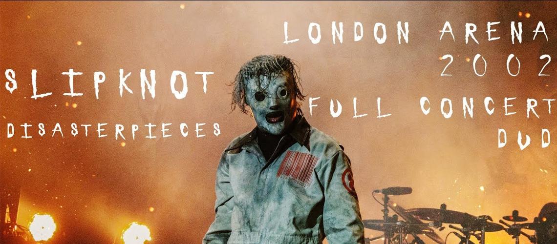"19 anos de ""Iowa"": Slipknot disponibilizam DVD ""Disasterpieces"" no Youtube"