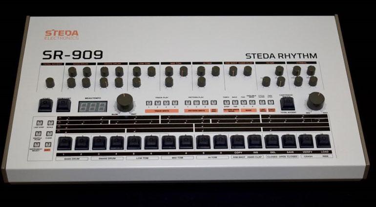 DIY: Não, Não É A Roland TR-909, Mas É Muito Parecida
