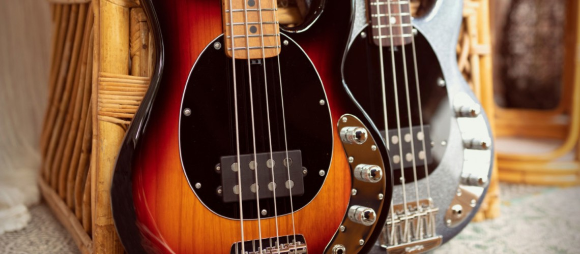Ernie Ball Music Man, StingRays em ShortScale