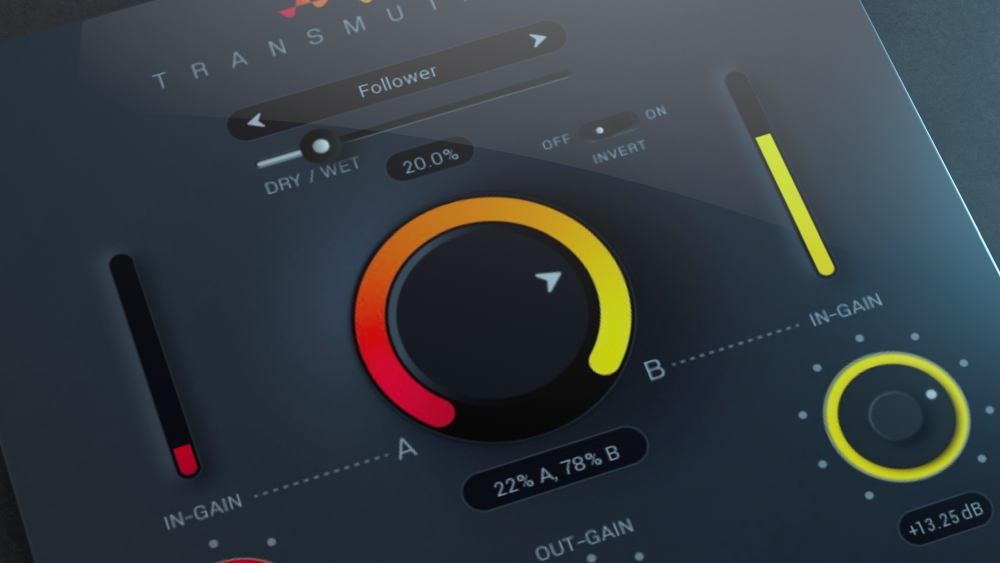 Transmutador, o plugin de crossfade para produtores e DJ's