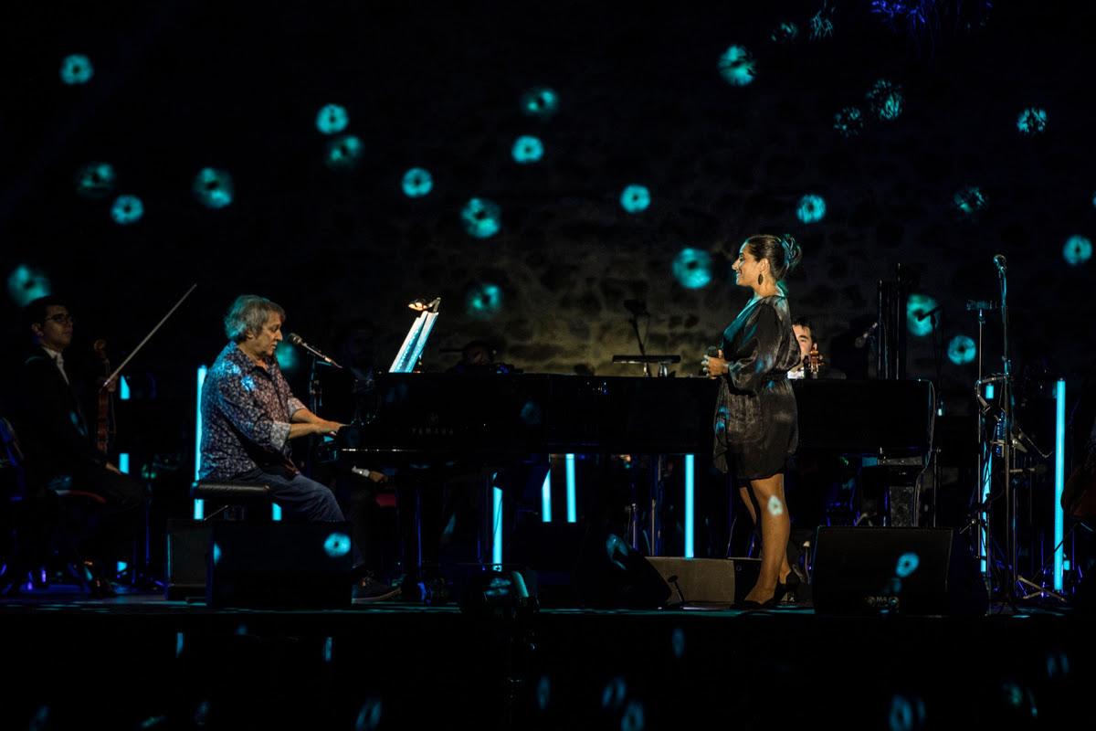 Jorge Palma recebe Medalha Municipal de Mérito Cultural em concerto especial