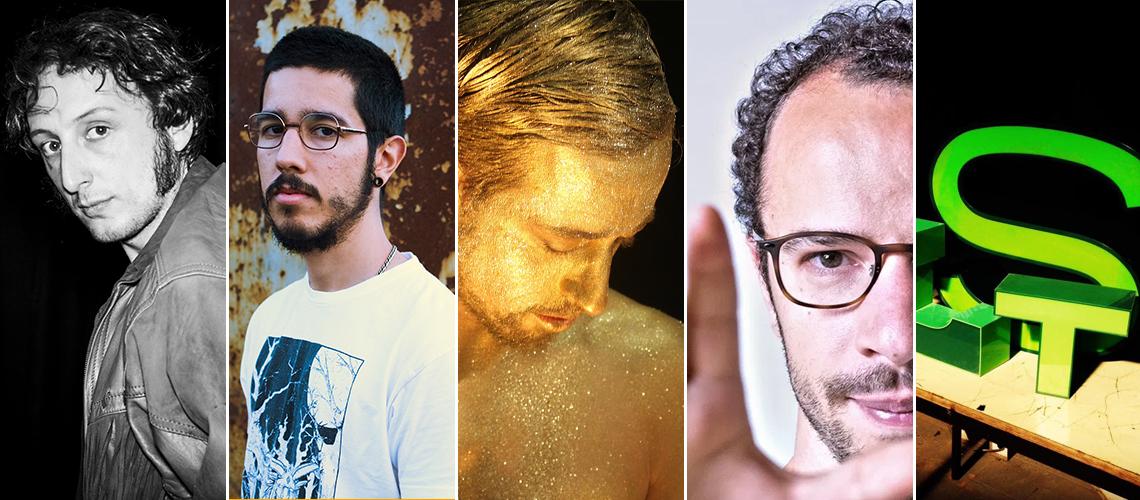 Viriatada de Setembro #1: Samuel Úria, degelo, Pedro Tróia, Júlio Resende e Lisboa String Trio