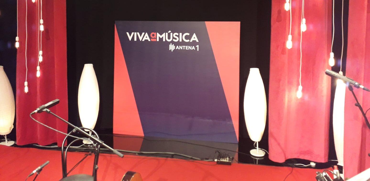 Fim Do Programa Viva A Música da Antena 1