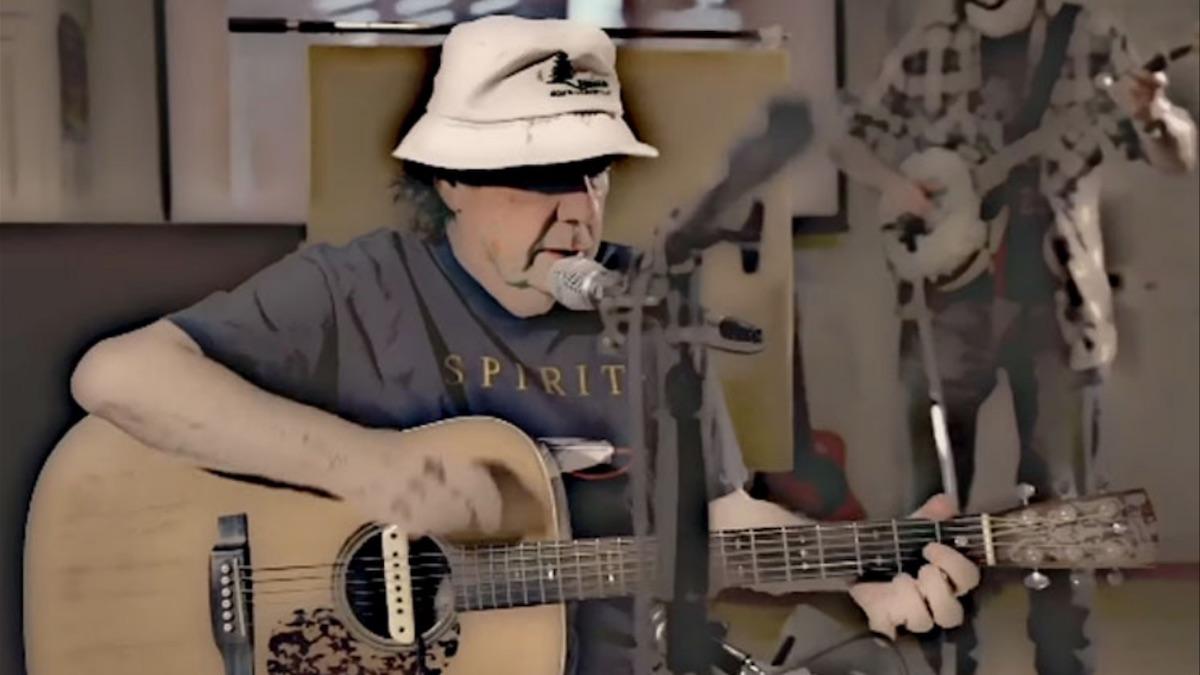 Irmão de Neil Young Lança Primeira Canção Aos 78 Anos